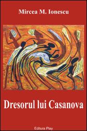 Coperta fata Dresorul lui Casanova